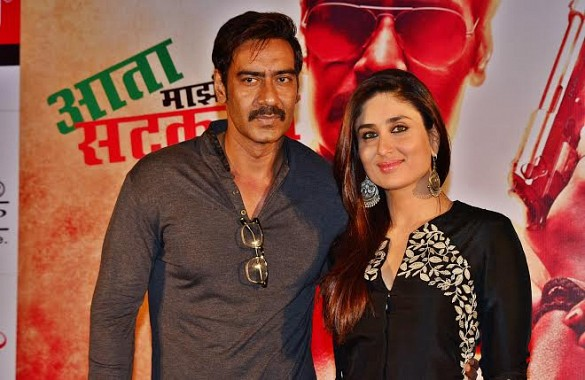 Ajay Devgn's 'Singham Returns' set to join Rs. 100 cr club