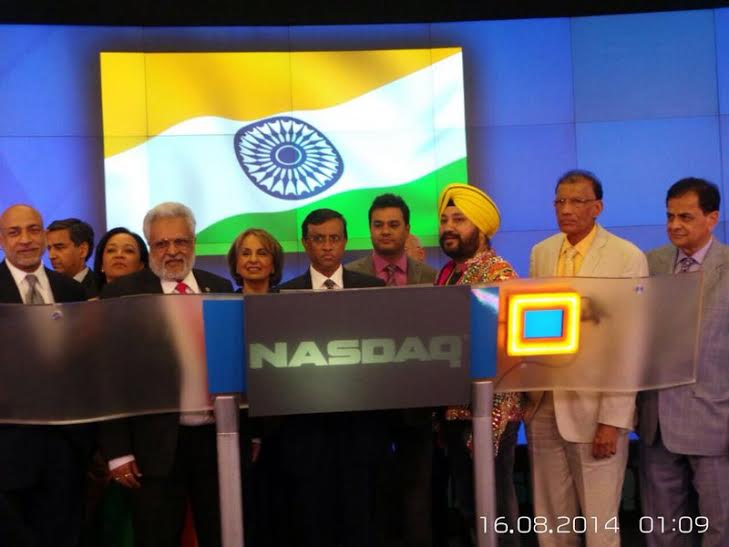 Daler Mehndi celebrates 'Azadi Diwas' in New York