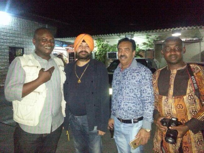 Daler Mehndi kicks off Africa tour