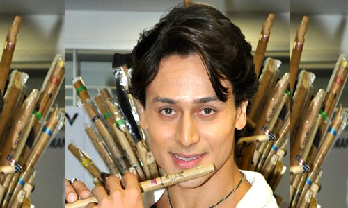 Tiger Shroff draws inspiration from parents