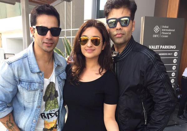 Was privileged to have lunch with Varun Dhawan: Parineeti