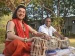 Mantra plays tabla in his Narad Muni get-up