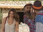Deepika and Ranbir get ready for 'Tamasha' trailer launch