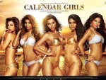 Crew played pranks on the 'Calendar Girls'