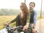 Esha Gupta takes Emraan Hashmi for a bike ride
