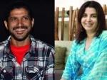 Farah Khan, Farhan Akhtar share birthdays
