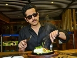 Parambrata dons chef's hat in cookery show promo shoot