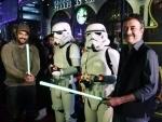 Saala Khadoos team attends Star Wars premiere