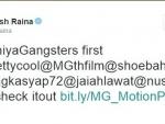 Suresh Raina praises Anurag Kashyup's film 'Meeruthiya Gangsters'