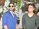 Shreyas Talpade goes gaga over music director Atif Afzal