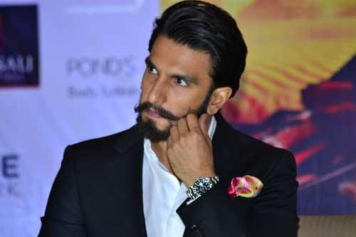Back in business, Ranveer recovers from injury to plunge into action
