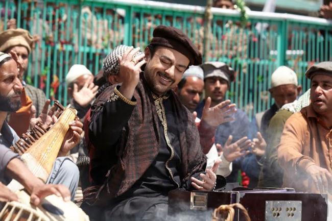 First look of Qawwali from Bajrangi Bhaijaan released
