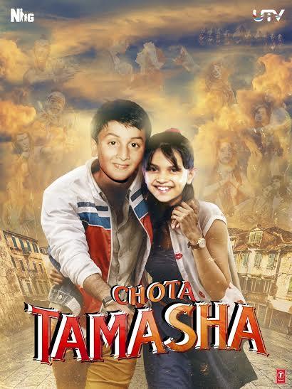 Team Tamasha showcases its 'Chota Tamasha' on Children's Day