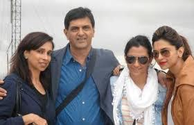 Deepika to reunite with her family soon
