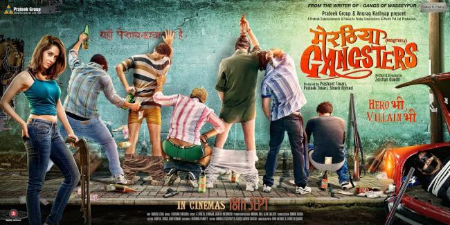Director Anurag Kashyup talks about 'Meeruthiya Gangsters'