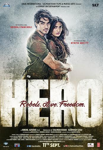 Salman Khan releases latest song from Hero