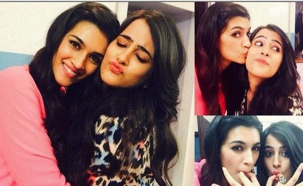 Kirti Sanon to celebrate Raksha Bandhan with her sister Nupur