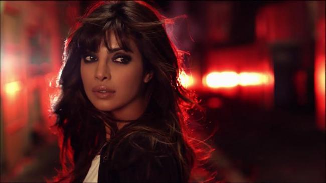 Quantico sex scene is big surprises: Priyanka Chopra