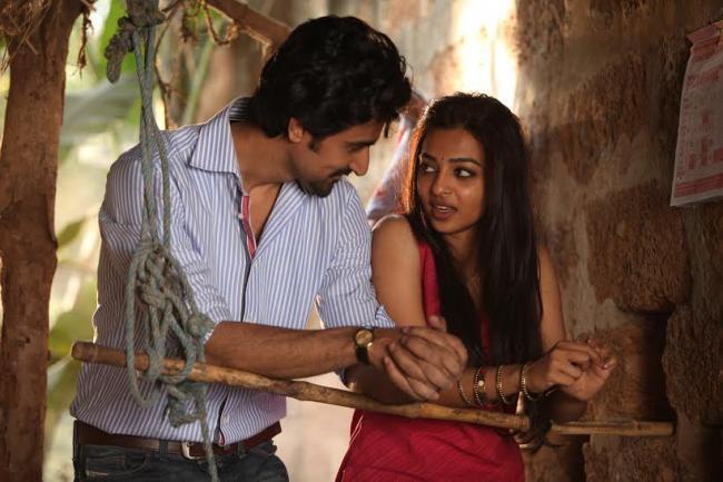 Radhika Apte's 'Kaun Kitne Paani Main' character is similar to Shah Rukh Khan's 'Swades' role