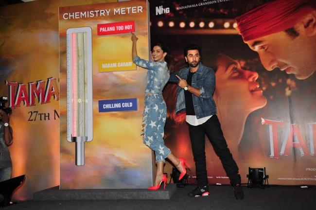 Ranbir-Deepika judge real life couples' chemistry