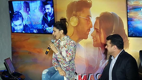 Tamasha's music celebration event leaves Karan Johar impressed