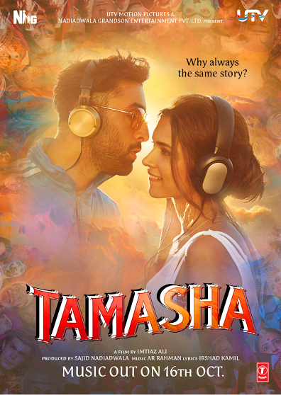 Tamasha music to be launched on Oct 16