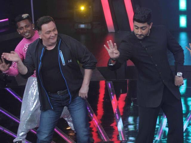 Lata Mangeshkar all praise for Abhishek Bachchan, Rishi Kapoor