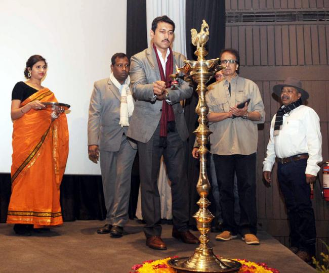 Siri Fort Auditorium amongst the top 50 auditoriums for cinema viewing in India: Rathore