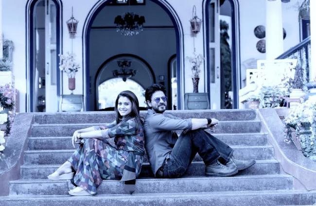 Shah Rukh-Kajol: Yesterday once more