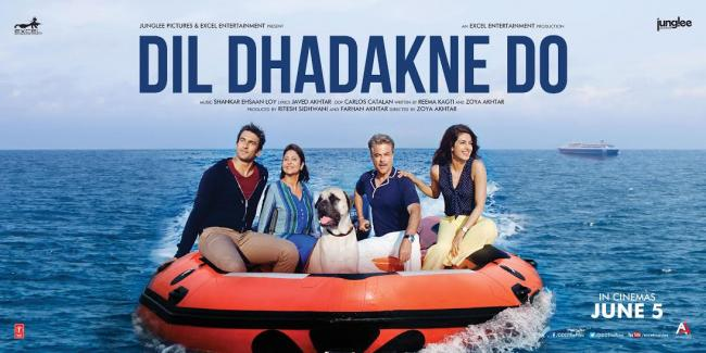 Dil Dhadakne Do opens at Rs. 10.53 crore