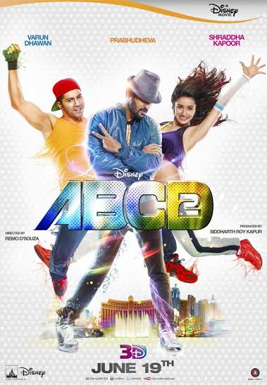 ABCD 2's new poster released