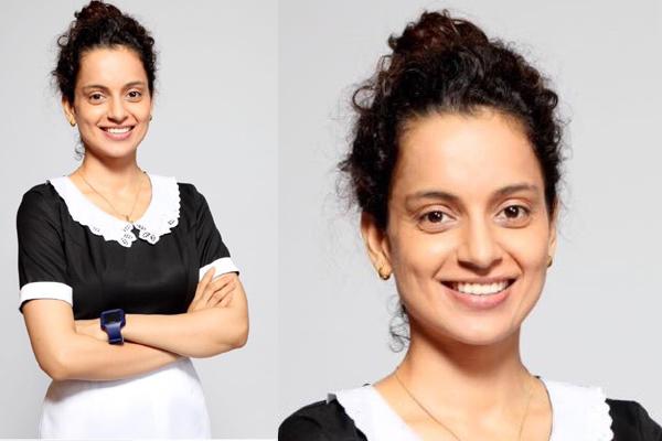 Kangana Ranaut plays Gujarati housekeeper in 'Simran'