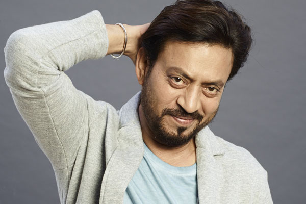 Irrfan Khan is the brand ambassador for CavinKare hair colour product