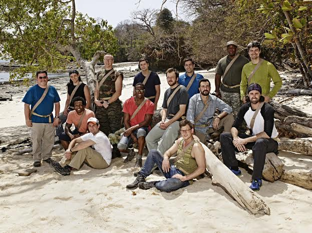 Discovery new series The Island shows what it takes to survive in deserted island
