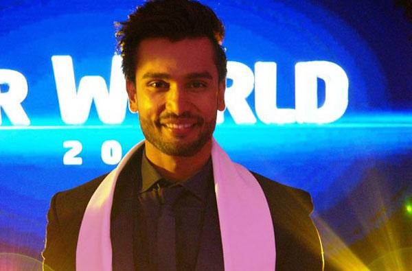 Rohit Khandelwal wins Mr World 2016 title