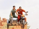 John and Varun in a Sholay state of mind