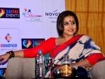 The madness in me and Sujoy still the same: Vidya Balan