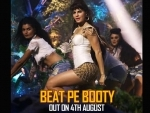 Teaser of Beat pe Booty song from A Flying Jatt released