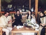 Shraddha Kapoor shares picture of her family dining together