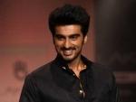 Arjun Kapoor starts shooting for Half Girlfriend