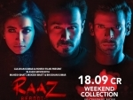 Raaz Reboot scores 18.09 cr over the weekend