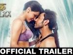 Adhyayan Suman,Sara Loren, Sanskkriti Jain starrer Ishq Click trailer crossed 1 million views
