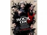 Farhan Akhtar unveils Rock On 2 poster