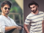Is all well between Shahid and Ranveer?