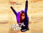 New poster of Rock On 2 features Shraddha Kapoor