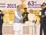 Amitabh Bachchan, Kangana Ranaut receive National Awards
