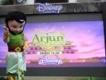 Disney's Arjun: The Prince of Bali promoted in Kolkata