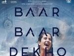 Baar Baar Dekho trailer crosses 8 million views in 4 days