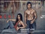 Sajid Nadiadwala's Baaghi features a badass Shraddha Kapoor and Tiger Shroff