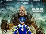 A Flying Jatt title track launched